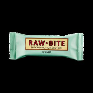 Bar - Jordnöt - Rawbite - Piggabutiken.se
