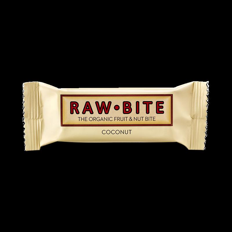 Bar - Kokos - Rawbite - Piggabutiken.se