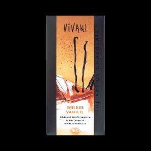Ekologisk Vit Choklad - Vivani - Piggabutiken.se