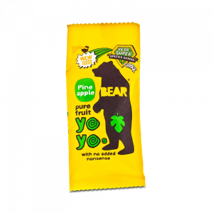 Godis - Ananas - Bear Paws/Yoyo - Piggabutiken.se