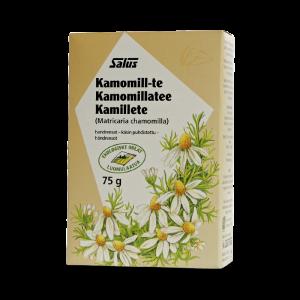 Ekologiskt KamomillTe 75gr - Salus - Piggabutiken.se