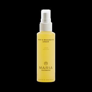 Kroppsolja - Body & Massage Oil Ginger - Maria Åkerberg - Piggabutiken.se