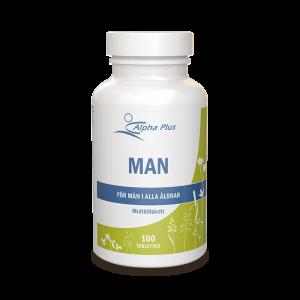 Multivitamin - ManVital