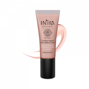 Krämhighlight - Light Reflect Cream - INIKA Organic - Piggabutiken.se