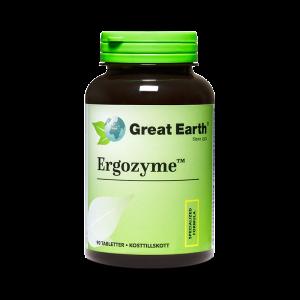 Matsmältningsenzymer - Ergozyme