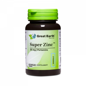 Super Zink - Great Earth Scandinavia - Piggabutiken.se