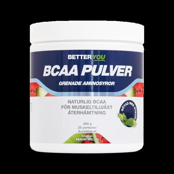 BCAA Pulver - Päron/Melon