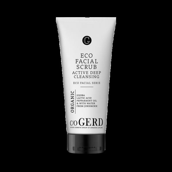 Ansiktspeeling - Eco Facial Scrub