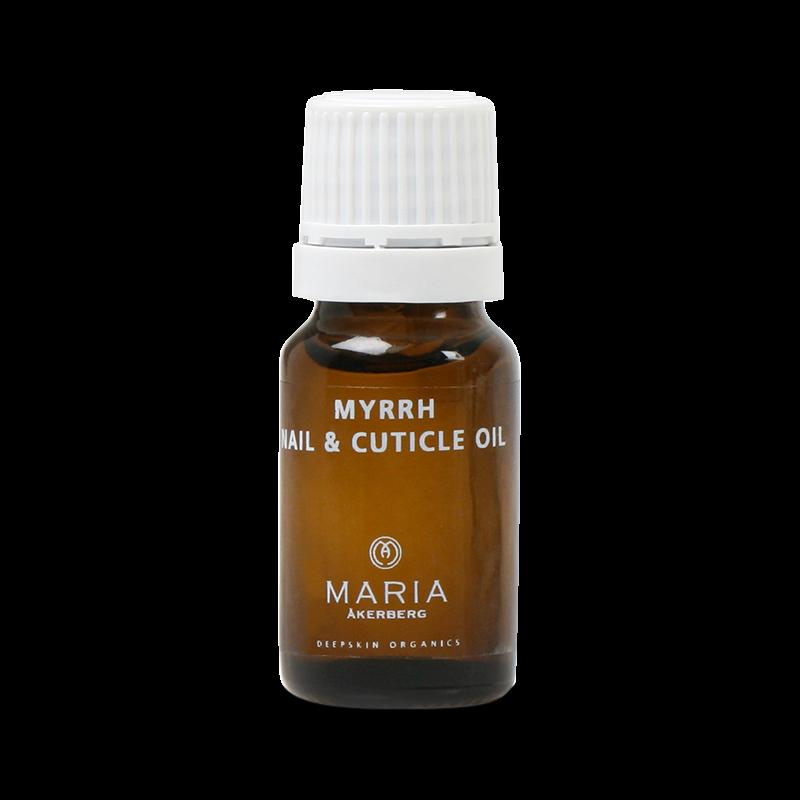 Nagelolja - Myrrh Nail & Cuticle Oil - Maria Åkerberg - Piggabutiken.se