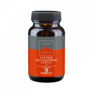 Multivitamin Living Multinutrient Complex  TerraNova - Piggabutiken.se