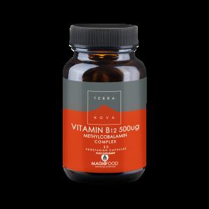 B12-vitamin 500ug Complex - TerraNova - Piggabutiken.se