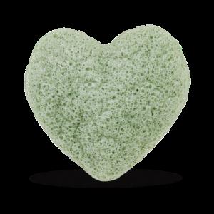 Tvättsvamp - Heart Sponge Aloe Vera