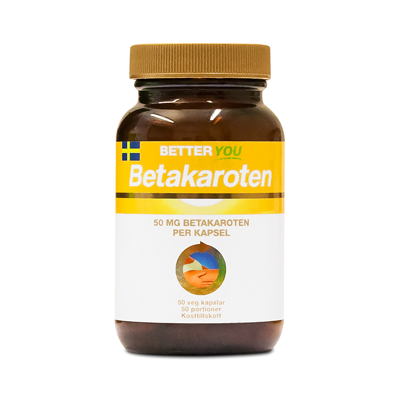 Betakaroten - Better You - Piggabutiken.se