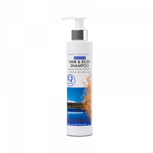 Schampo - Hair & Body Shampoo