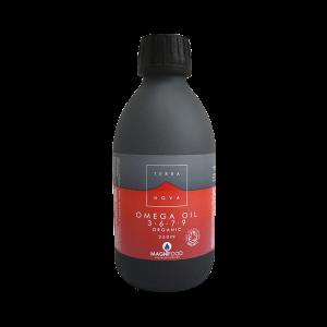 Ekologisk Omega 3-6-7-9 olja