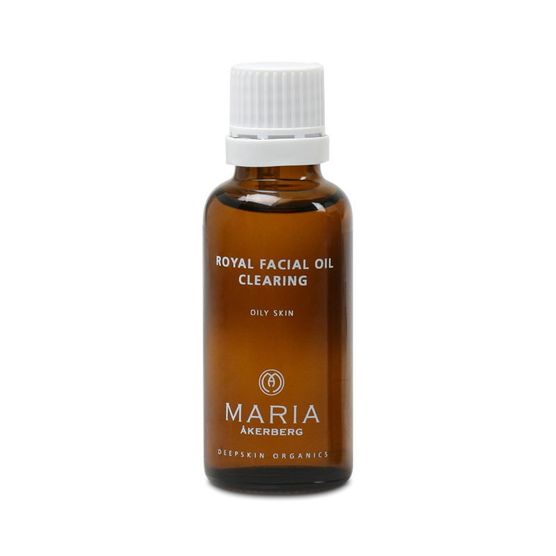 Ansiktsolja - Royal Facial Oil Clearing - Maria Åkerberg - Piggabutiken.se