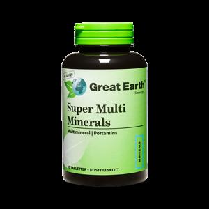 Super Multi Minerals Regular