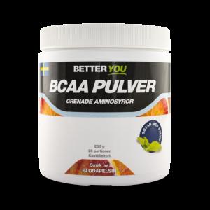 BCAA Pulver - Blodapelsin