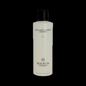 Schampo - Hair & Body Shampoo Liquorice