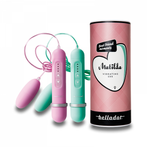 Vibrerande Ägg - Matilda - Belladot - Piggabutiken.se