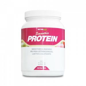Proteinpulver - Smoothie Protein - Better You - Piggabutiken.se