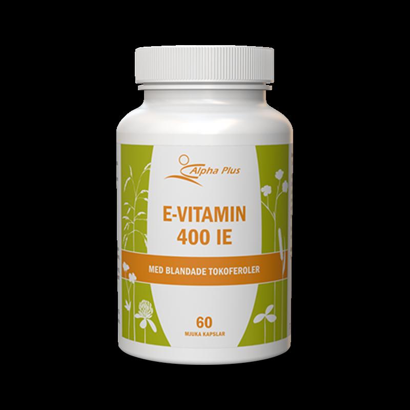 E-vitamin 400 IE