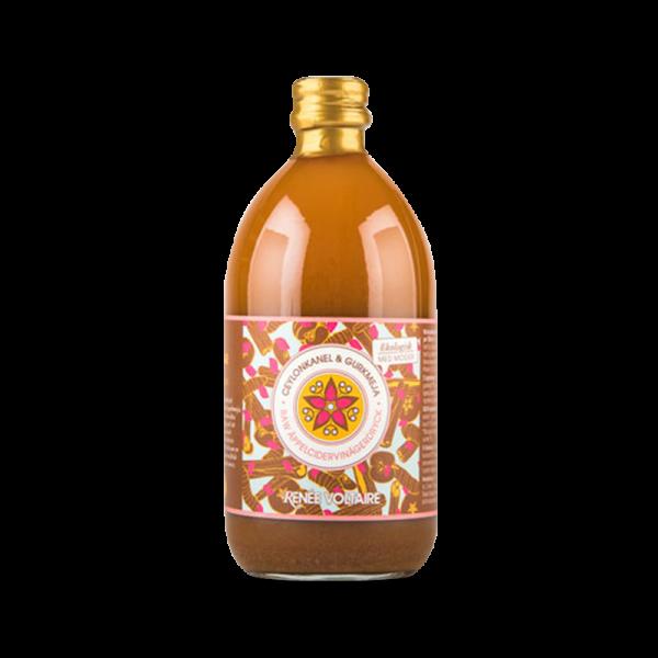 Äppelcidervinäger - Ceylonkanel & Gurkmeja