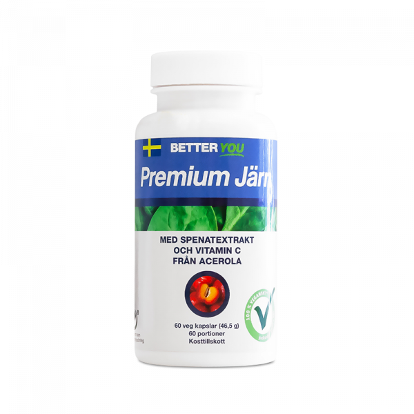 Premium Järn