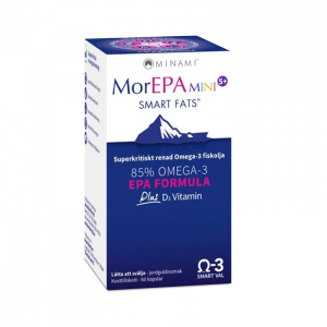 MorEPA Mini med D-vitamin