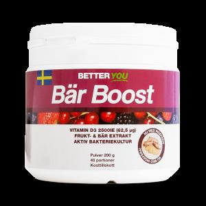 Vitaminer - Bär Boost pulver - Better You - Piggabutiken.se