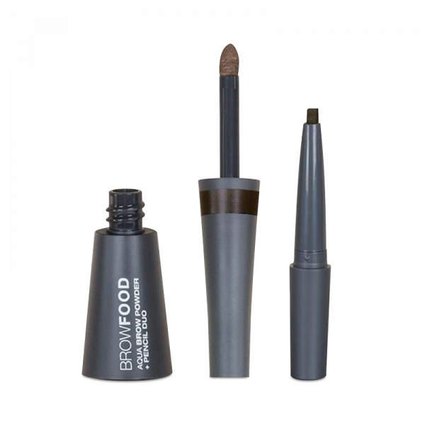 Aqua Brow Powder & Pencil Duo - Brunette