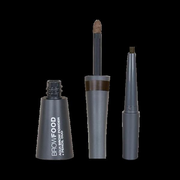 Aqua Brow Powder & Pencil Duo - Dark Blonde