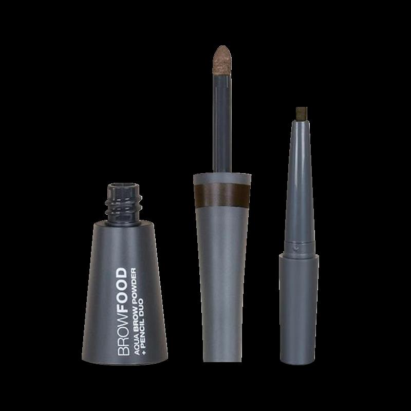 Aqua Brow Powder & Pencil Duo Taupe