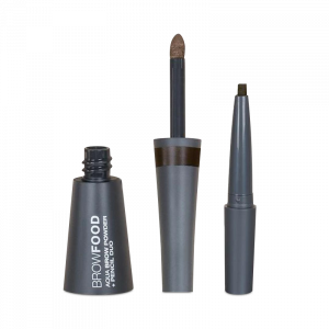 Aqua Brow Powder & Pencil Duo Dark Brunette