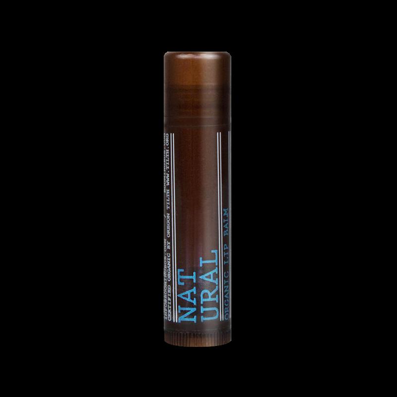 Organic Lip Balm - Natural