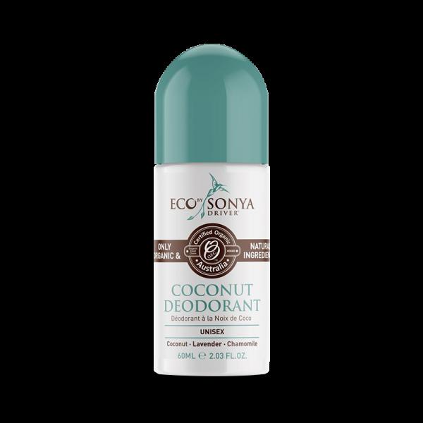 Coconut Deodorant - Unisex Formula