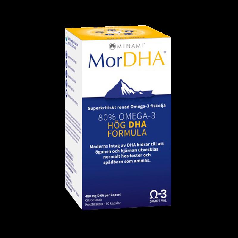 MorDHA Gravida & Ammande Omega-3
