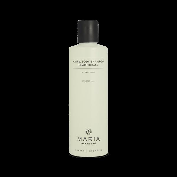 Hair & Body Shampoo Lemongrass 250ml