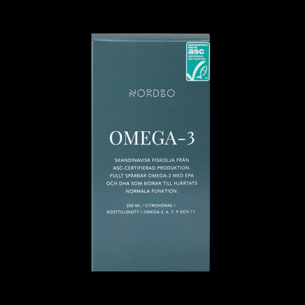Ekologisk Omega 3 - Flytande