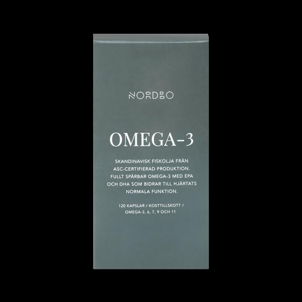 Ekologisk Omega 3 - Kapslar