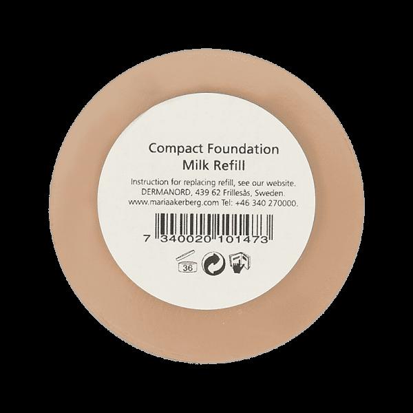 Compact Foundation Milk Refill