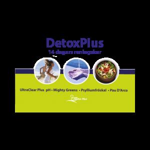Detox Plus - Alpha Plus - Piggabutiken.se