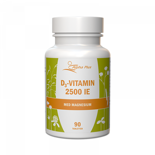 D3-Vitamin - MerVital 2500IE