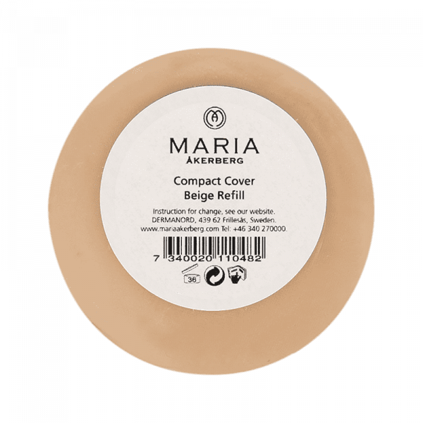 Compact Cover Refill - Beige