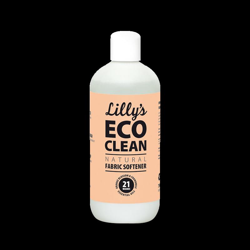 Sköljmedel med Apelsinblom & Kamomill - Lilly´s Eco Clean - Piggabutiken.se
