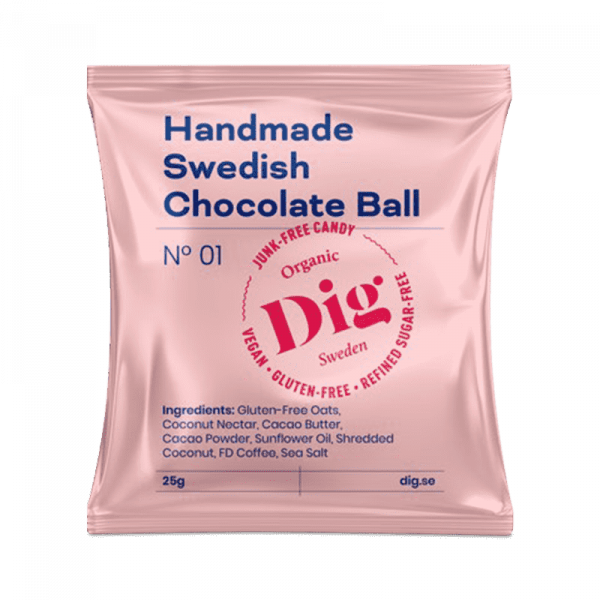 Organic Chocolate Ball