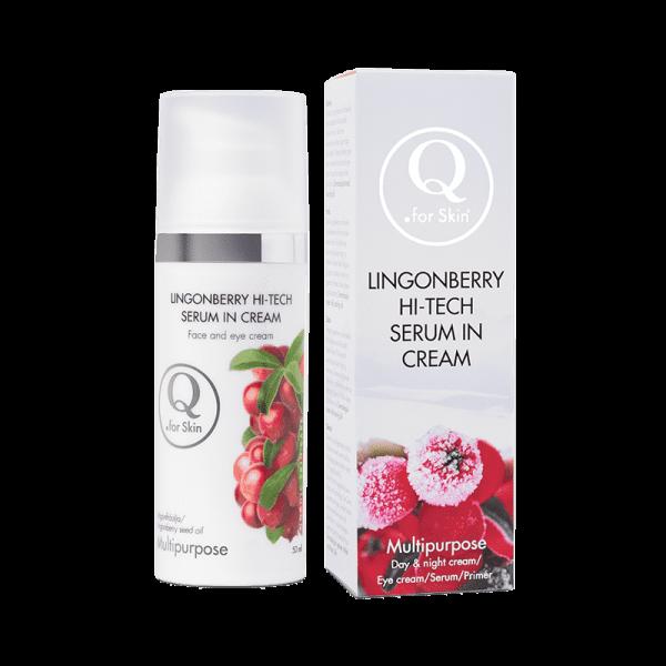 Lingonberry Hi-tech Serum in Cream