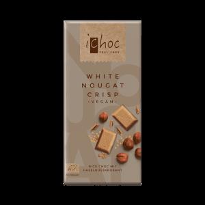White Nougat Crisp