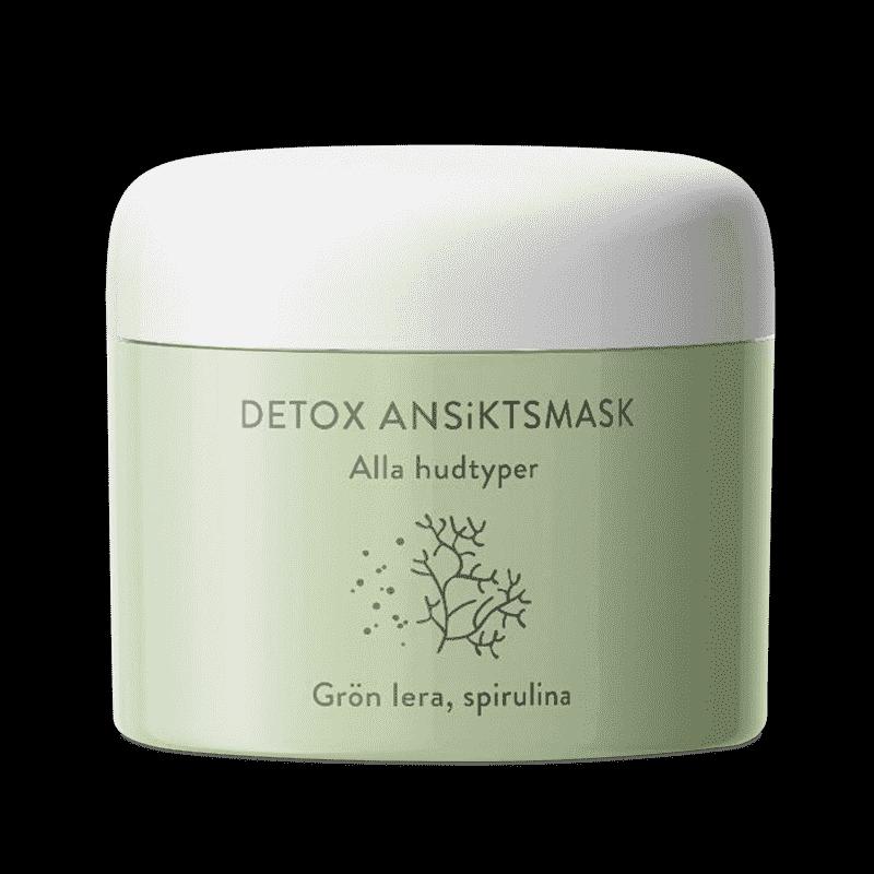 Detox Ansiktsmask | Dr. Sannas