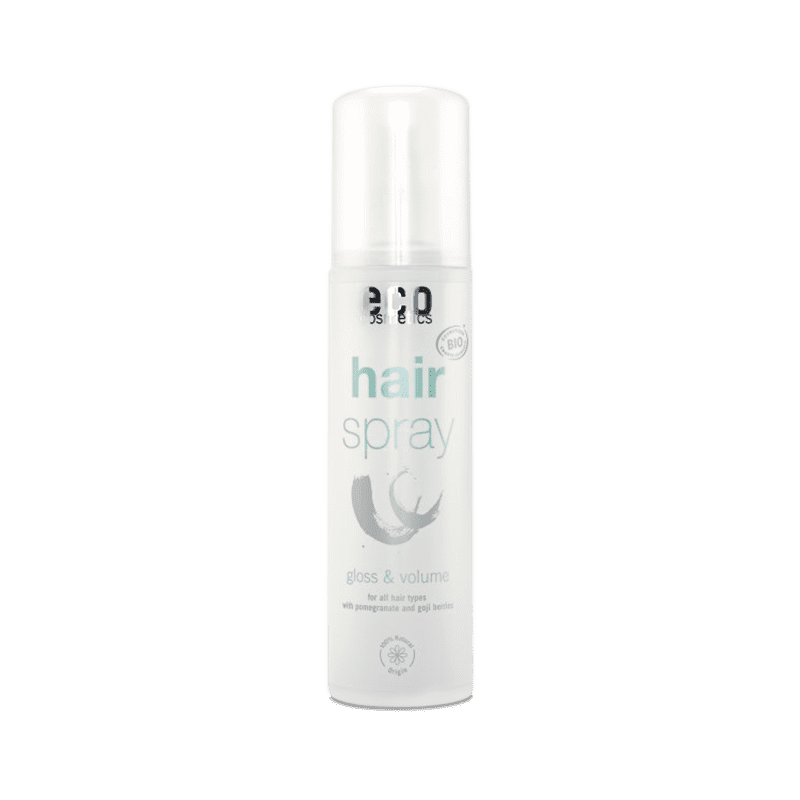 Hair spray gloss & volume - Eco Cosmetics